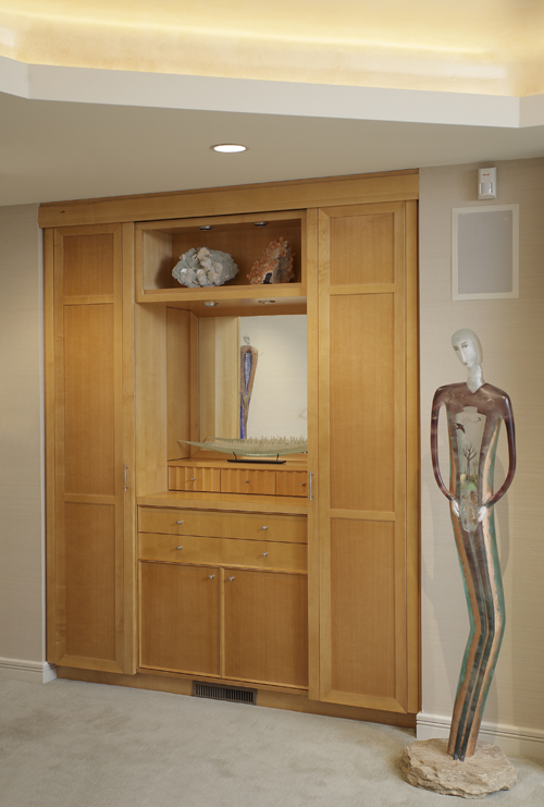 Doors cabinetry and book cabinet doors for Building frameless kitchen cabinets danny proulx